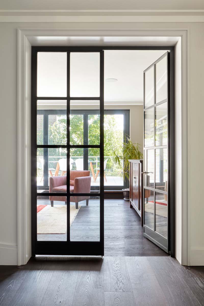 Crittall W20 Internal Double Doors